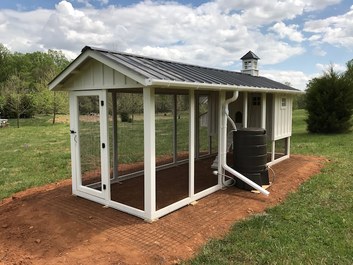 Carolina Coops custom chicken coops