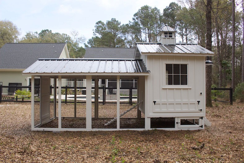 Carolina Coops Craftsman Coop in North Carolina