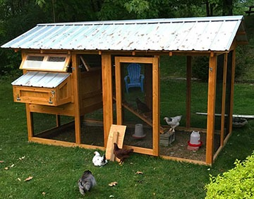 American Coop - Compare our chicken coops