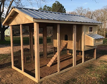 Carolina Coop - Compare our chicken coops
