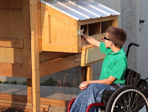 Carolina Coops - Accessibility