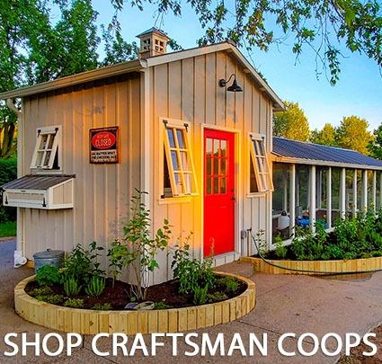 SHOP CRAFTSMAN COOPS