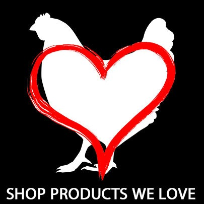 SHOP PRODUCTS WE LOVE COOPS