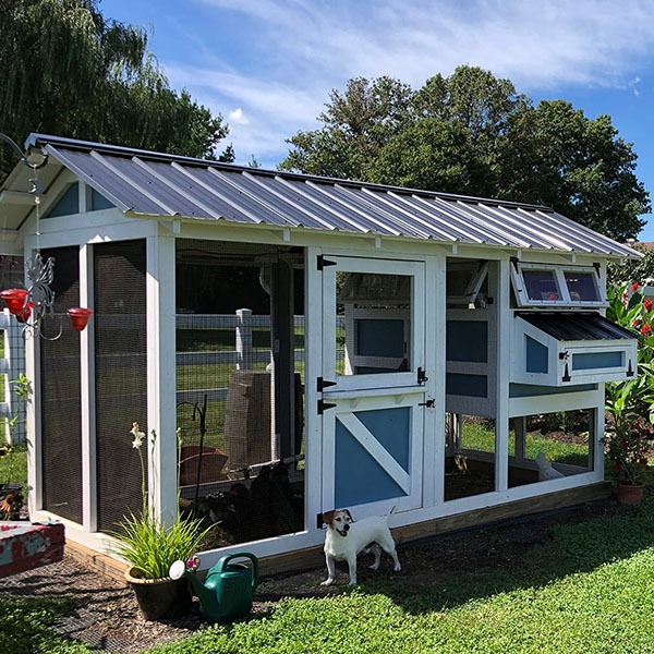 6x12 American Coop in Pa